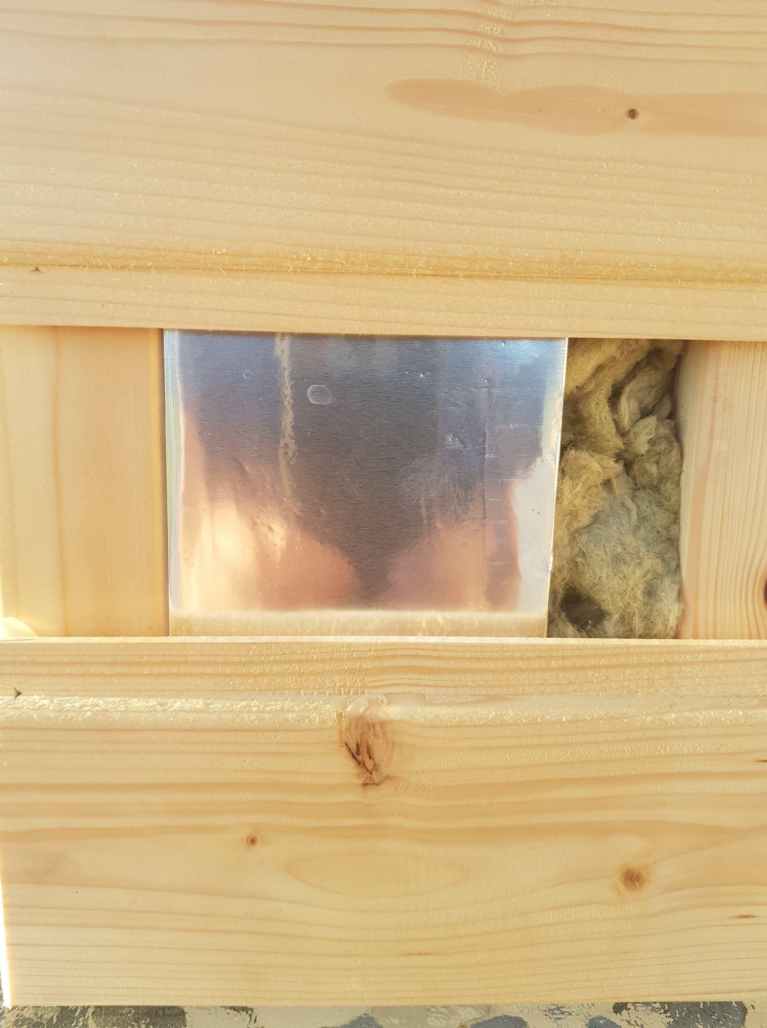 Sauna zewnętrzna-ogrodowa Storczyk