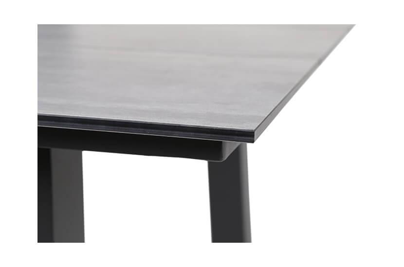 Meble ogrodowe aluminiowe Trapani Grey/Grey 8+1