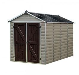 Narzędziowy domek do ogrodu SkyLight 6x10 Tan