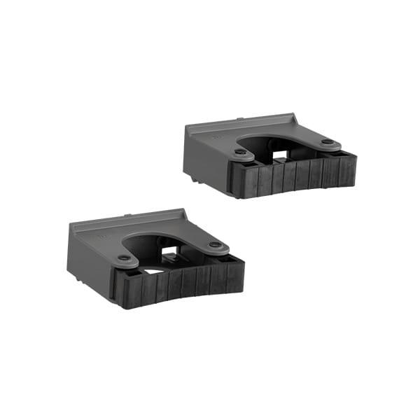 Uchwyt na narzędzia | Szary 78x82x38 mm