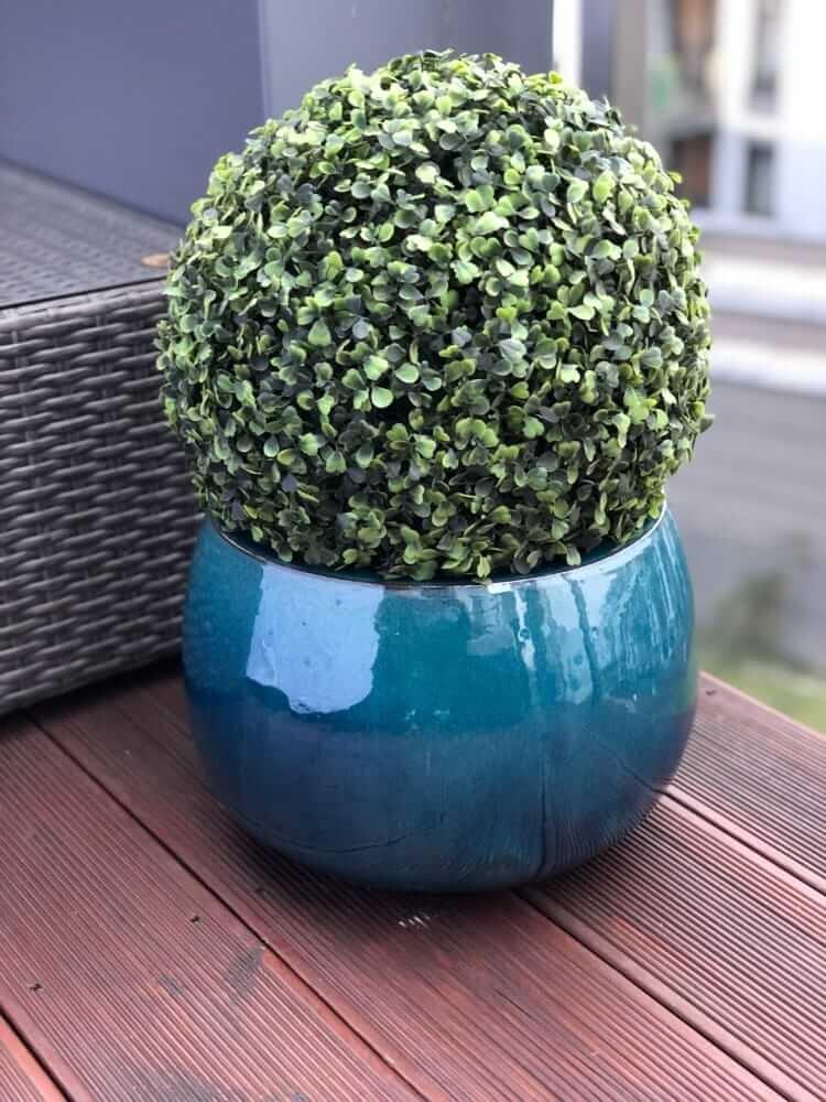 Donica ceramiczna | Glazed Misa 23x33 cm