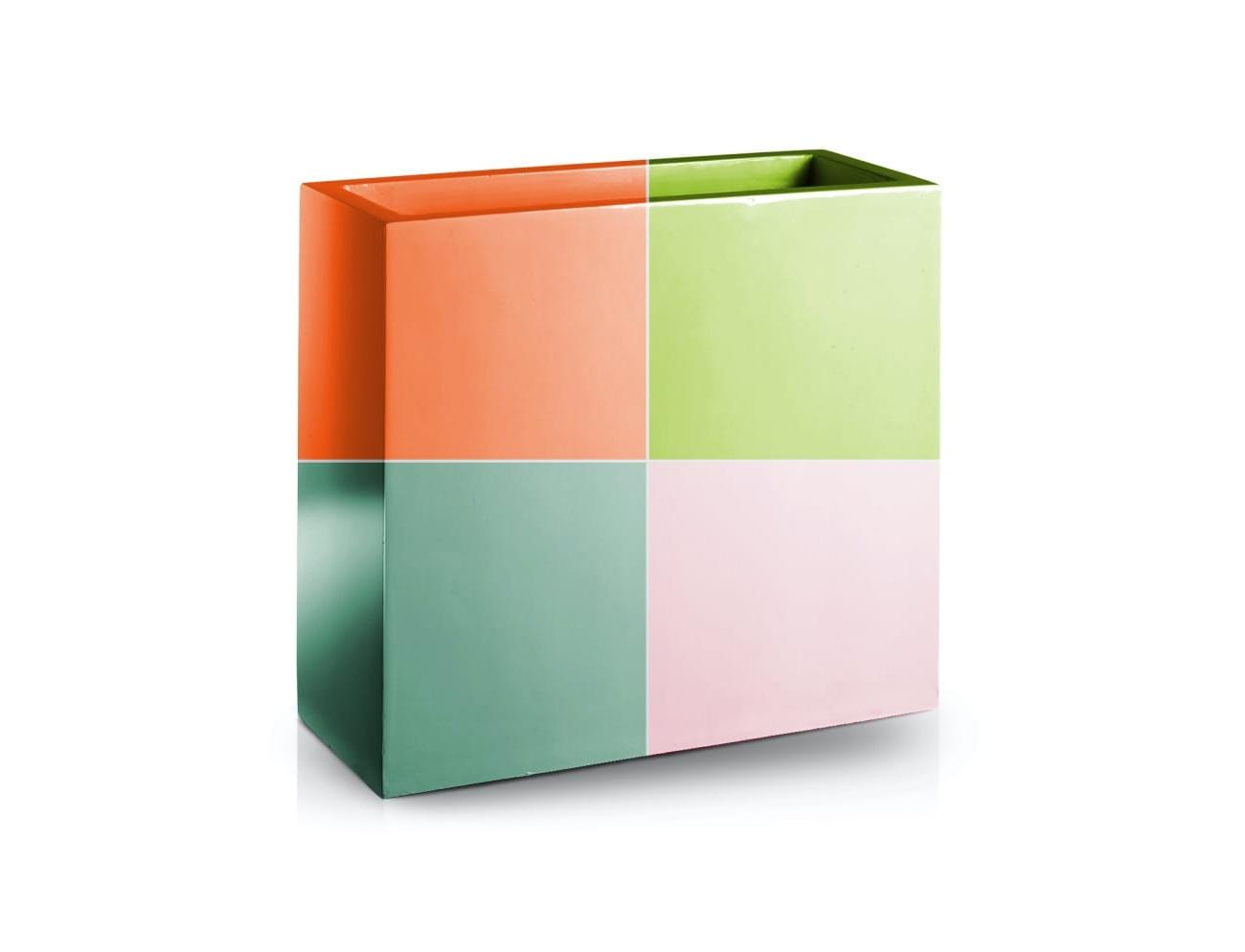 Donica Fiberglass 55x28x76 cm kolor na zamówienie