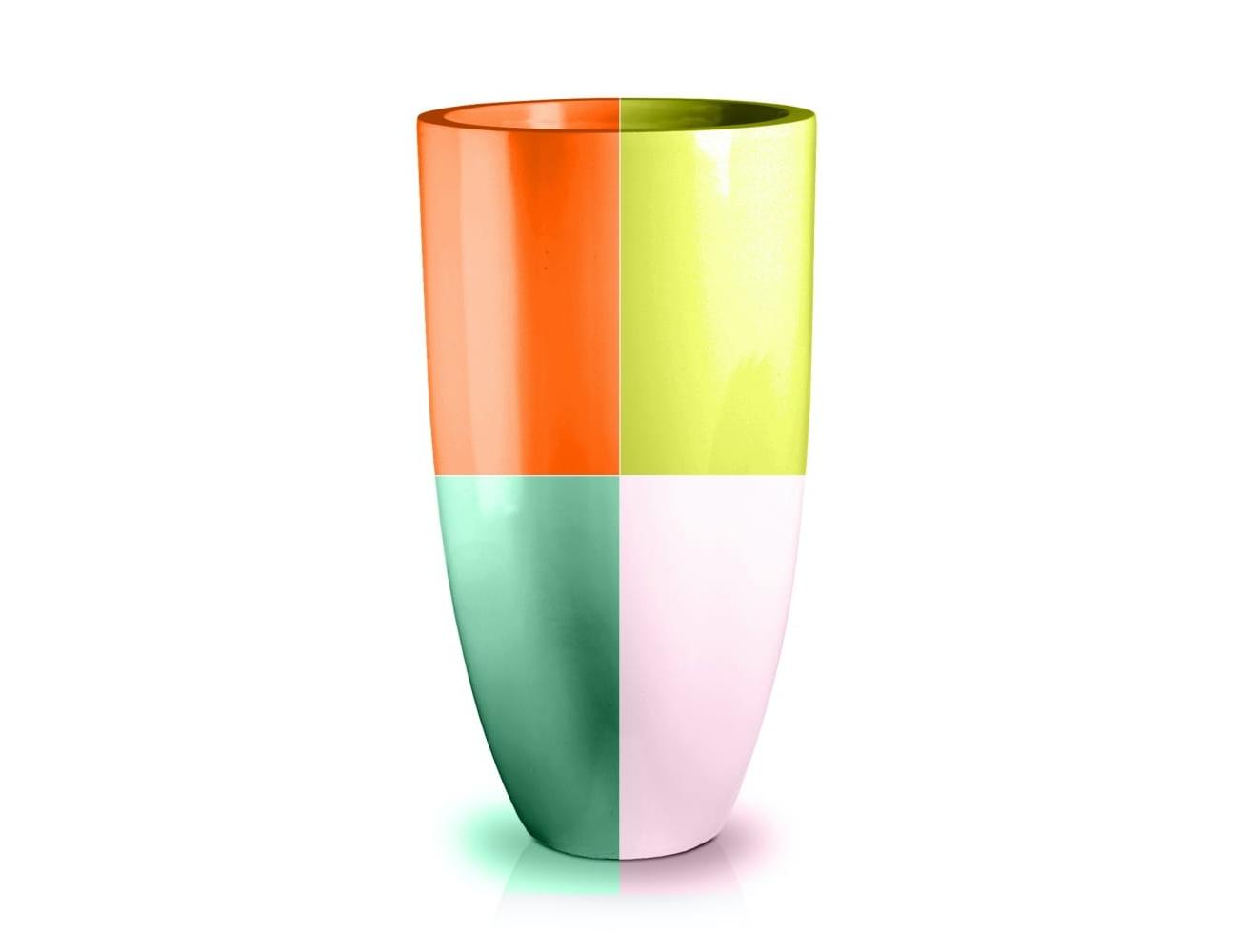 Donica Fiberglass Cygaro 100x55 cm kolor na zamówienie