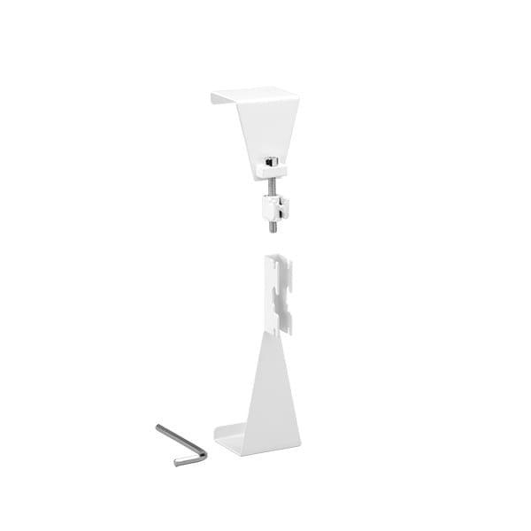 Hak nadrzewiowy | Biały 150x40x68 mm