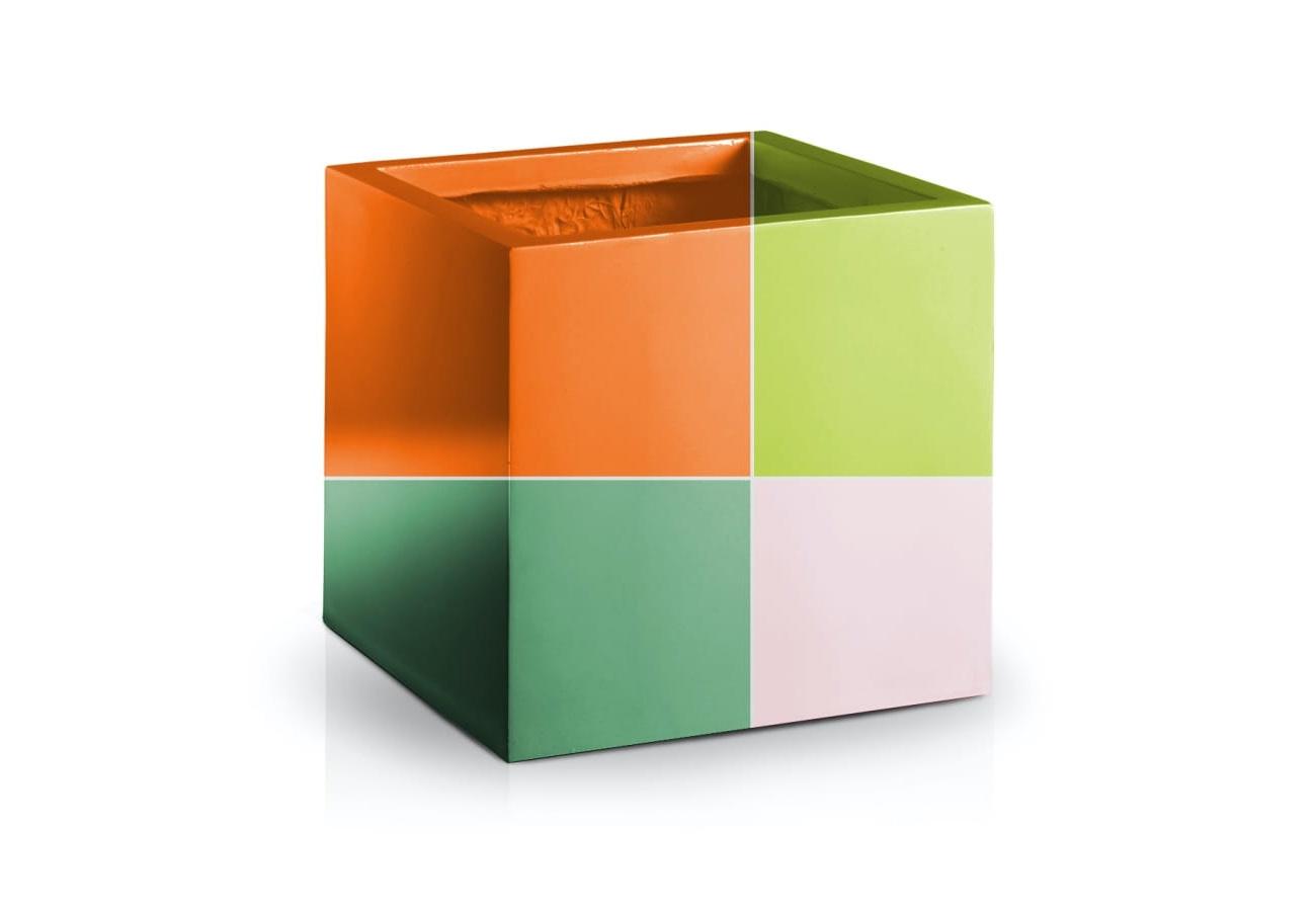 Donica Fiberglass 40x40 cm kolor na zamówienie