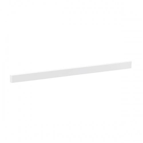 Nakładka Décor półki na buty | Biały 605x25x32 mm