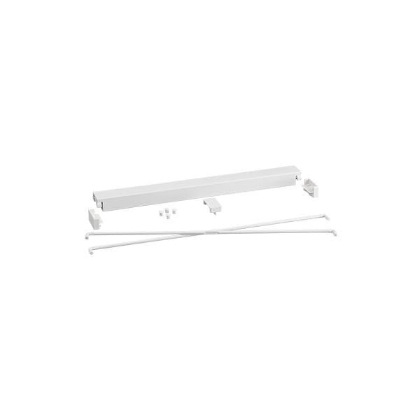 Zestaw stabilizujący | Biały 605x40x31 mm