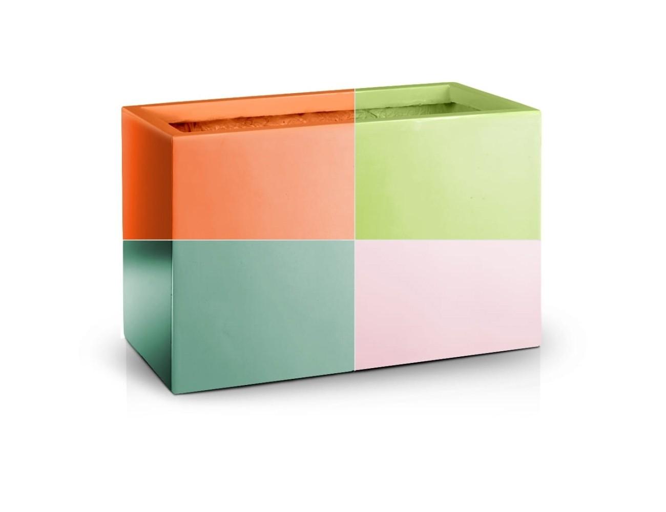 Donica Fiberglass 100x45x46 cm kolor na zamówienie