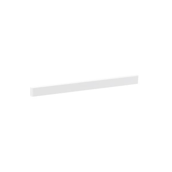 Nakładka Décor półki na buty | Biały 449x25x32 mm