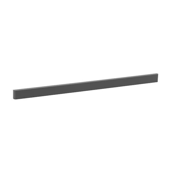 Nakładka Décor półki na buty | Szary 605x25x32 mm