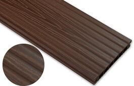 Deska deseniowana – jasny brąz – szeroki rozstaw 2400x140x22 mm