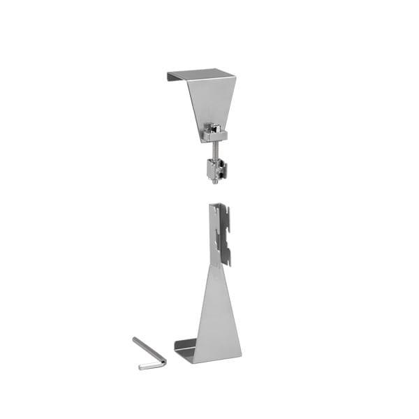 Hak nadrzewiowy   Biały 150x40x68 mm