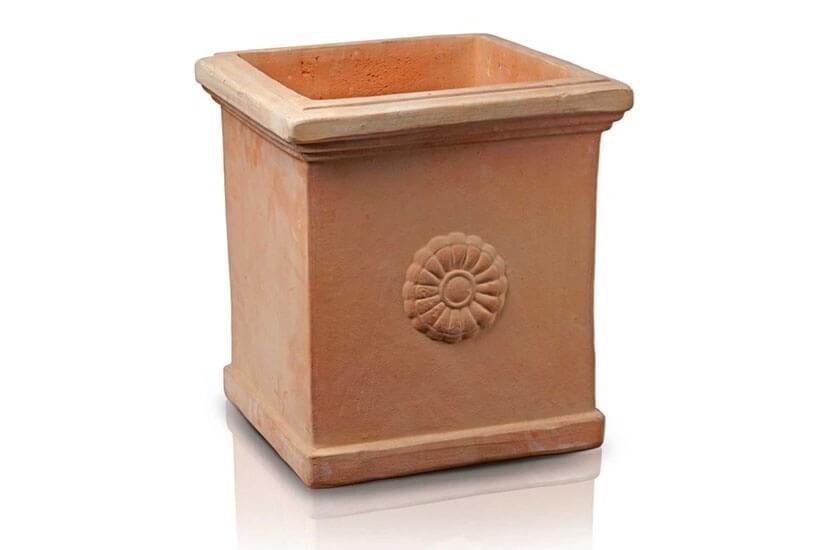 Donica ceramiczna Tus Kwadrat 42x39 cm