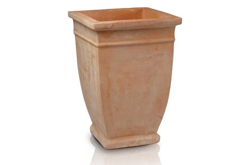 Donica TUS Rick Pot; średnica 34 cm; wysokość 48 cm