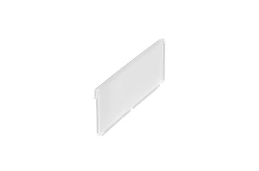 Przegroda 30 transparentny - 95x11x334 mm Elfa