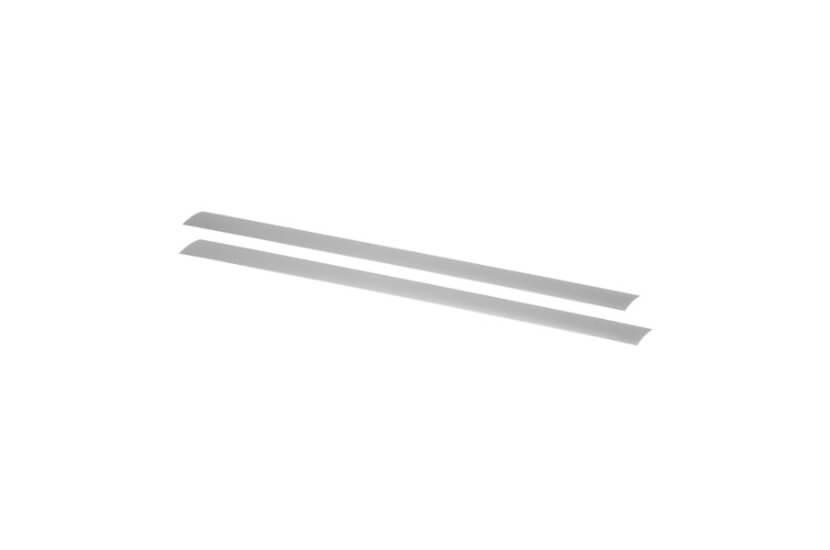 Maskownica szyny poziomej platinum - 50x2x876 mm