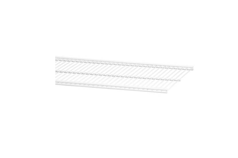 Półka ażurowa 30, kolor biały 14x305x450 mm