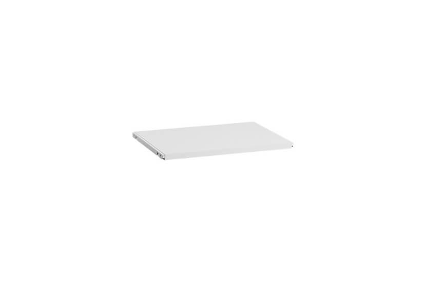 Półka melaminowa 30 biały - 20x323x605 mm Elfa