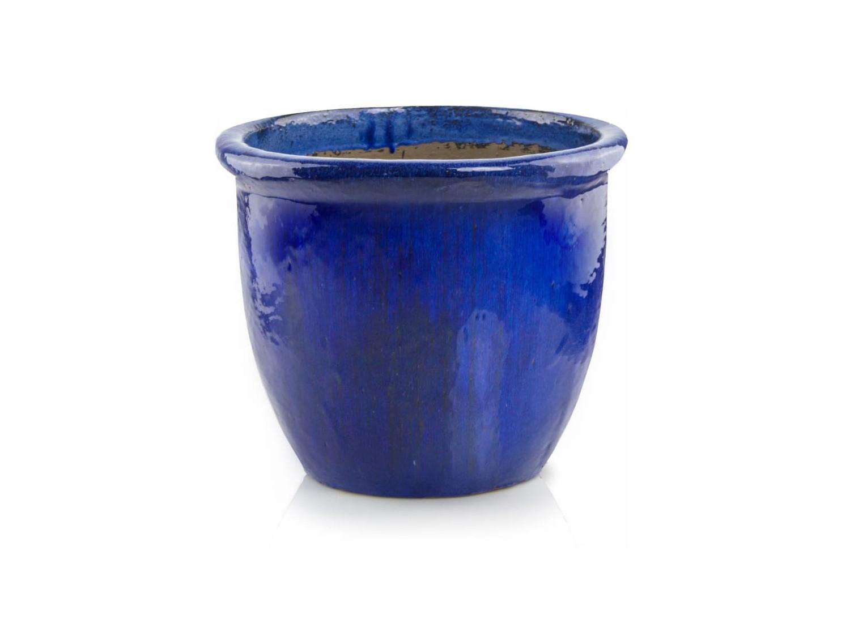 Donica ceramiczna | Glazed 352 Pot  49x40 cm