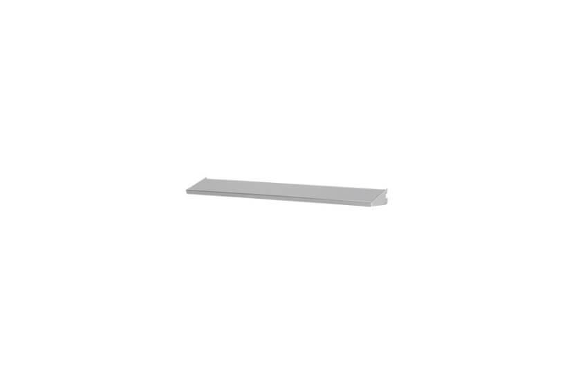 Półka dwustronna platinum - 48x115x598 mm Elfa