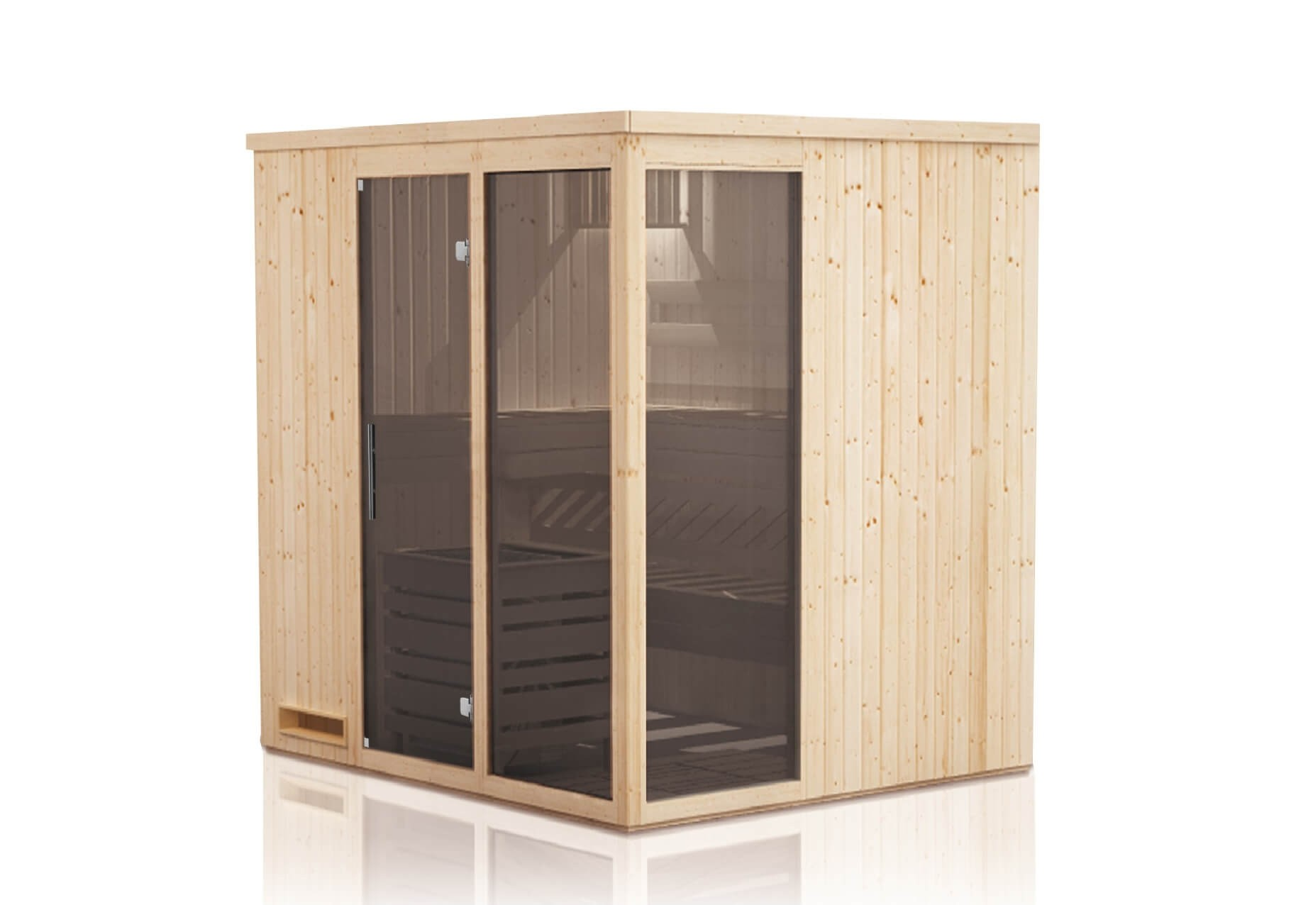 Sauna fińska 2520W2