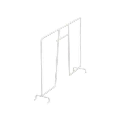 Przegroda półki   Biały 54x311x200 mm