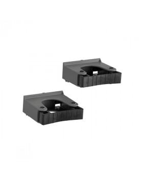 Uchwyt na narzędzia | Szary 73x78x38 mm
