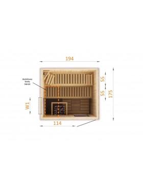 Sauna fińska 2018W1