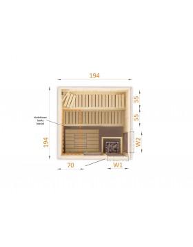 Sauna fińska 2020W2