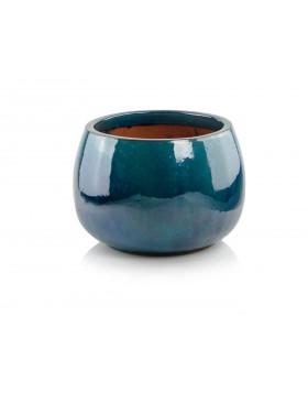 Donica ceramiczna   Glazed Misa 23x33 cm
