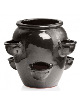 Donica ceramiczna   Glazed SDT 351 31x35 cm
