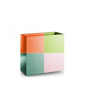 Donica Fiberglass 75x28x75 cm kolor na zamówienie