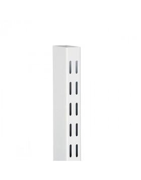 Szyna pionowa wolnostojąca | Biały 25x50x1036 mm