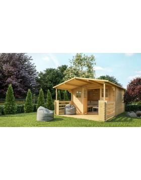 Domek ogrodowy Agawa