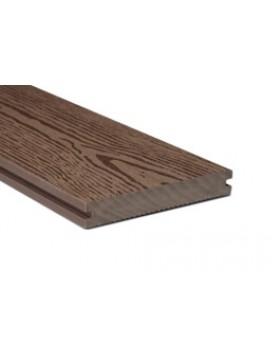 Deska Solid – ciemny brąz 21x150x2000mm