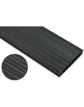 Deska szczotkowana – antracyt – wąski rozstaw 2400mm x 145mm x 24mm