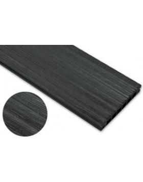 Deska szczotkowana – antracyt – szeroki rozstaw 2400mm x 145mm x 24mm