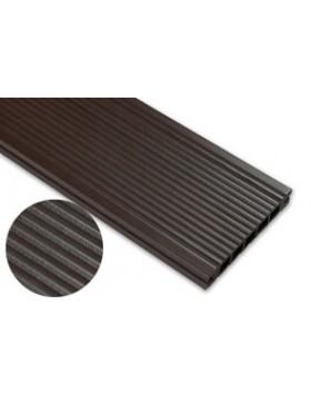 Deska standard – ciemny brąz – wąski rozstaw 2400x145x24 mm