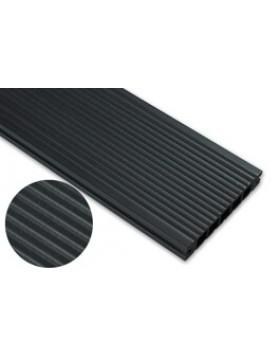 Deska standard – antracyt – wąski rozstaw  3200x145x24 mm