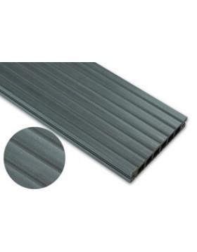 Deska standard – grafit – szeroki rozstaw 2400x145x24 mm