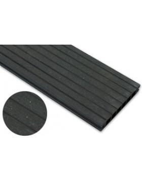 Deska szlifowana – antracyt – szeroki rozstaw 2400mm x 145mm x 24mm