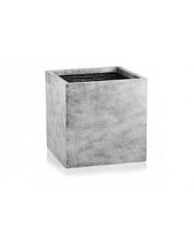 Donica Ecolite kwadrat 40x40 cm