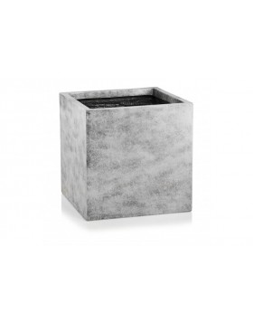 Donica Ecolite kwadrat 50x50 cm