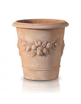 Donica ceramiczna Tus SDT 163; średnica 39 cm, wysokość 40 cm