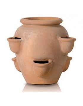 Donica ceramiczna do uprawy ziół Tus SDT 351 średnica 40 cm, wysokość 35 cm