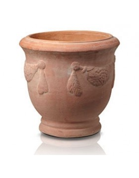 Donica ceramiczna Tus Italian bell 47x47 cm