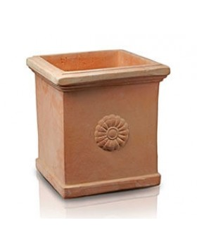 Donica ceramiczna Tus Kwadrat 31x35 cm
