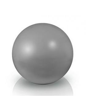 Donica - Kula Fiberglas decoball graphite, średnica 40 cm
