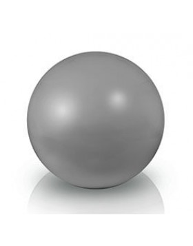 Ekskluzywna kula dekoracyjna 500 x 500 mm Fiber decoball gaphite