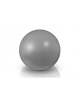 Donica - Kula Fiberglass decoball graphite, średnica 50 cm
